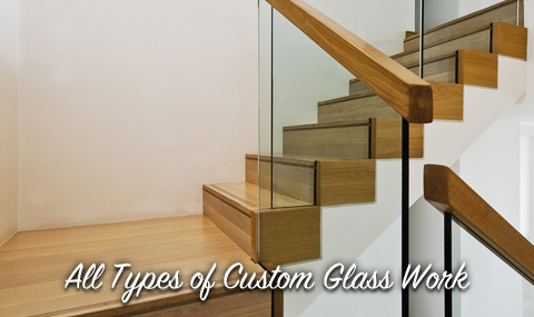 Custom Glass Work